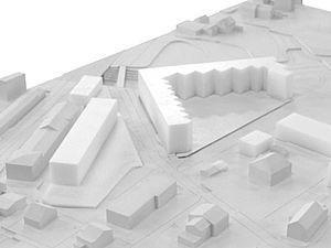 Mägenwil: Wohnüberbauung Sandfoore