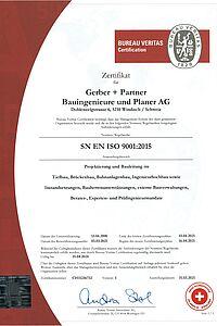 Zertifikat Management System GEPA