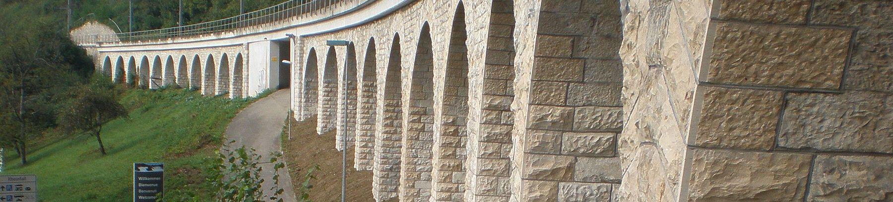 Neuhausen: Viadukt Schweizerhof 1 und 2