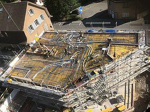 Windisch: Neubau Wohn- und Geschäftshaus