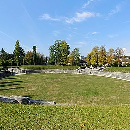 Windisch: Amphitheater (Vindonissa)