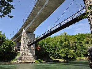 Brugg: Neubau Aarebrücke