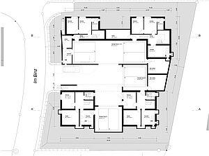 Wettingen: Neubau 4 EFH Im Binz