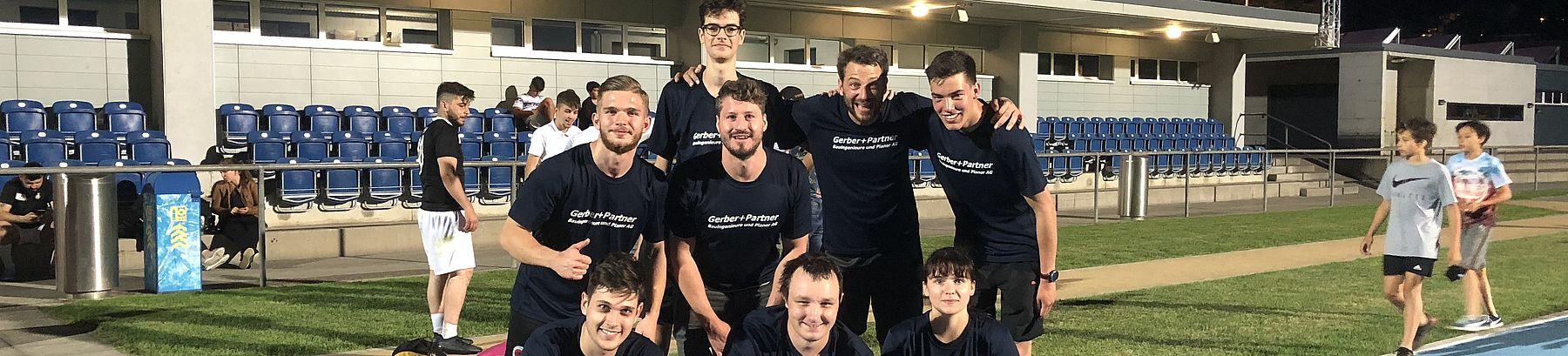 Team GEPA Grümpelturnier 2018 FC Brugg