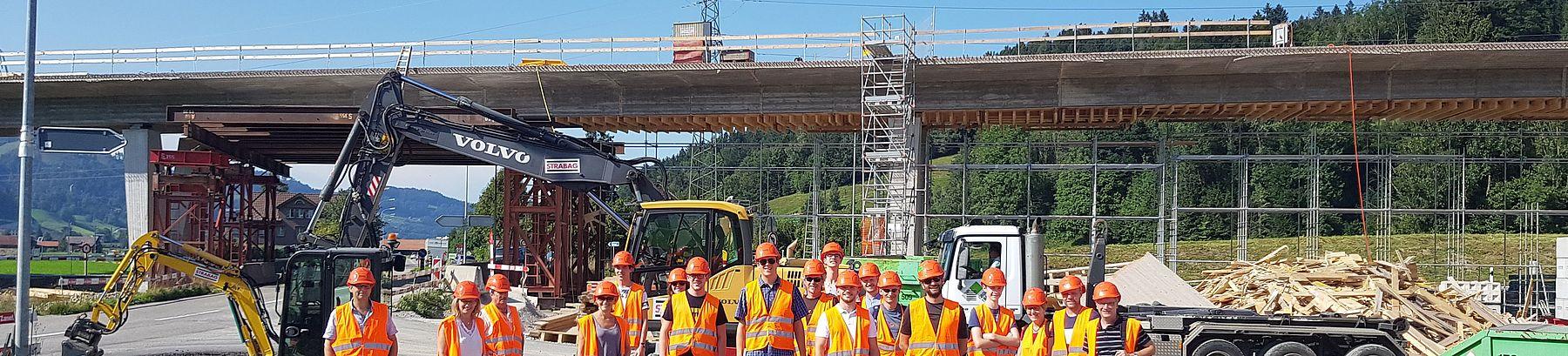 Wattwil: Brücke Thur