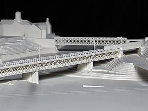 Reichenau: Zweite Hinterrheinbrücke Projektwettbewerb