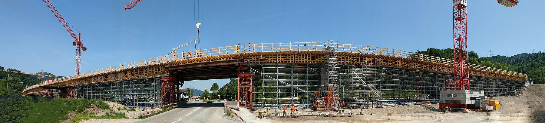 Wattwil - Ebnat-Kappel: Brücke Thur