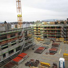 Baden-Rütihof: Wohnüberbauung Winkelmatt