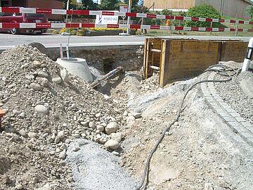 Birrhard - Wohlenschwil IO/AO K 269: Sanierung Birrfeldstrasse - Kanalisation