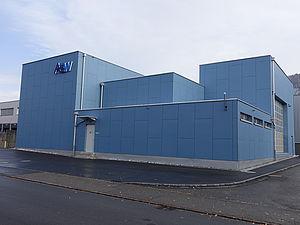 Würenlingen: Neubau Unterwerk AEW