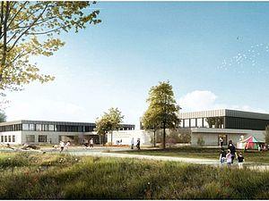 Villmergen: Neubau Schulanlage Mühlematten