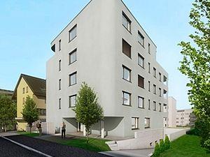 Wettingen: Neubau Mehrfamilienhaus Kirchstrasse